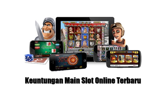 keuntungan main slot online